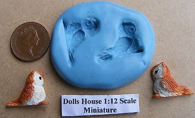 Reusable Chicken Silicone Mould Food Safe Sugarcraft Jewellery Tumdee Cock Bird