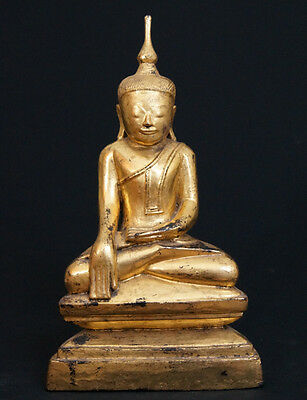 Antique Wooden Buddha Statue for Sale | Antique Buddha Statues