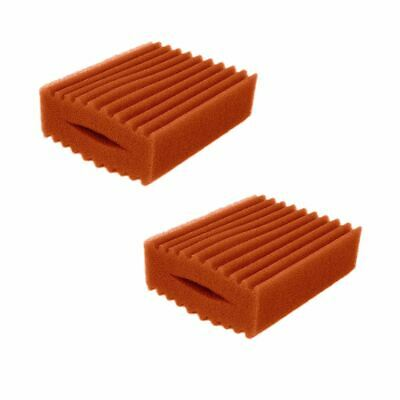Twin Pack Oase Biotec Replacement Filter Foam 5.1/10.1 Red Medium Sponge Pond