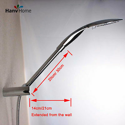 Premium Quality Extension Pipe Adjustable Shower Arm for Handheld Shower Head