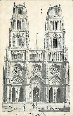 45 Orleans Cathedrale 13638