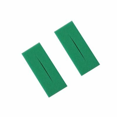 Twin Pack Oase Biotec 12 Replacement Filter Foams Green Fine Foam Media Pond Set