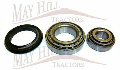 Ford 4000,4110,4600,4610 Tractor Front Wheel Bearing Kit - *Check Bearing Sizes*