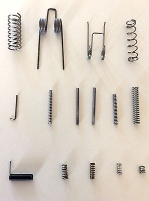 AR Model 4/15 223/5.56 Rifle Upper & Lower Replacement Springs Spring Parts Kit