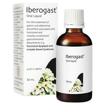 Iberogast Oral Liquid 50Ml For Ibs Dyspepsia Irritable Bowel Syndrome Gas
