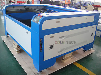 100W CO2 Laser Engraving Cutting  1612 Machine