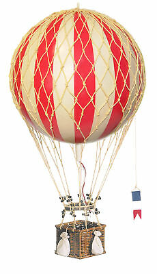 Authentic Models Royal Aero Balloon, True Red
