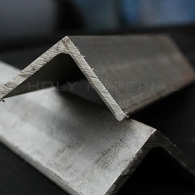 1pcs 304 Stainless Steel Structural Angle 30mm*30mm*500mm,Thickness=3mm #EB4A