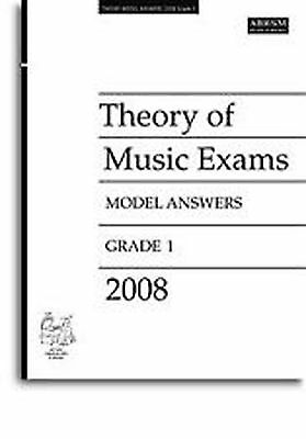 Theory of Music Exams Grade 1 Model Answers 2008 ABRSM Prep Book S73