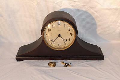 Antique Ansonia 8 Day Mantle Clock w/ Chimes
