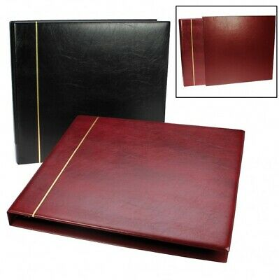 Mint Sheet Album Package - Wine Red