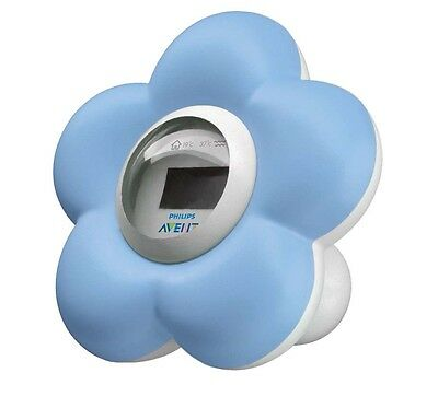 Avent Bath Thermometer - Blue