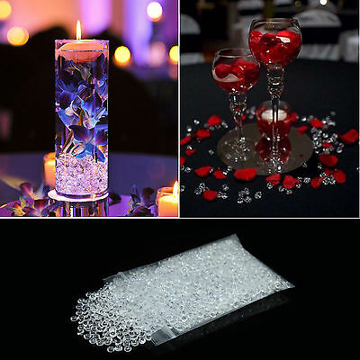 1000~6000pcs 4.5mm 1/3ct Diamond Table Confetti Wedding Party CRYSTALS Decor