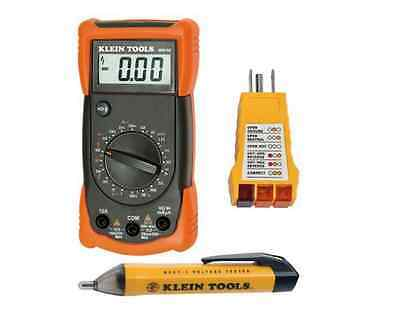 Klein Tools 69149 New Electrical Digital Multimeter HVAC Tradesman Electrician