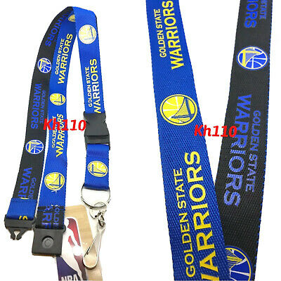 84849747f5c NBA GOLDEN STATE Warriors Two Tone Clip On Lanyard -  7.98