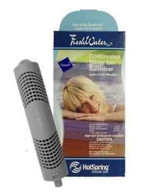 Hot Spring Spas Freshwater Ag+ Continuous Silver Ion Sanitizer - 71325