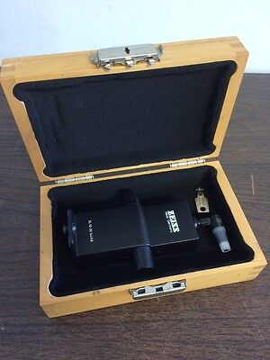 Carl Zeiss Applanation Tonometer Kit for most Zeiss slit lamps