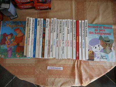 Eldoradodujeu > Bd - Lot Collection De 39 Numero Walt Disney France Loisirs