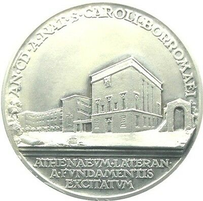 MEDAL - Pius XI seventeenth year of pontificate in 1937 - commemorating the Pont