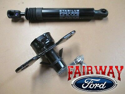 15 thru 17 Ford F-150 OEM Genuine Ford Parts Tailgate Damper Kit - No More SLAM!