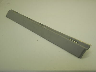 Audi A4 B7 Avant NS Left Rear D Pillar Trim Silver  8E9868583 #2