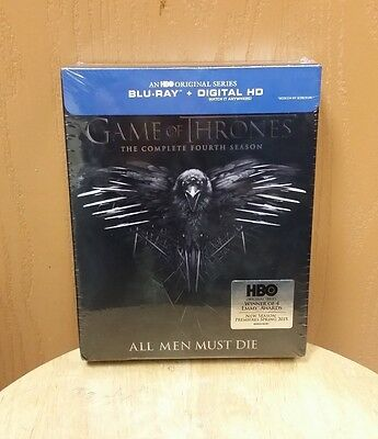 Game of Thrones: The Complete Fourth Season (Blu-ray/Digital HD 2015)