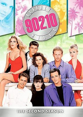 Beverly Hills 90210 - The Complete Second Season (DVD, 2007, 8-Disc Set)