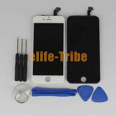 """New LCD Display + Touch Screen Digitizer Assembly for iPhone 6 4.7"""" with Tools"""