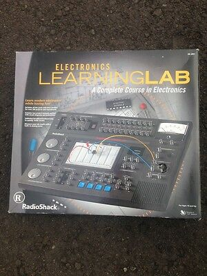 RadioShack 28-280 Electronics Learning Lab Complete Course In Electronics 1114SH