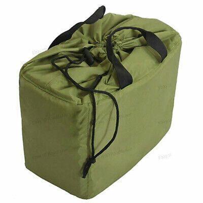 Waterproof DSLR SLR Camera Insert Padded Partition Camera Lens Bag Handbag Case
