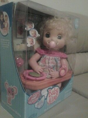 2009 surprize baby alive.