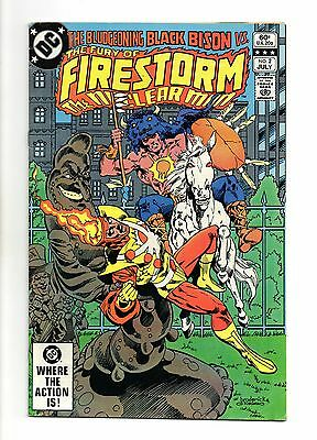 Fury of Firestorm Vol 2 No 2 Jul 1982 (VFN) Modern Age (1980 - Now)