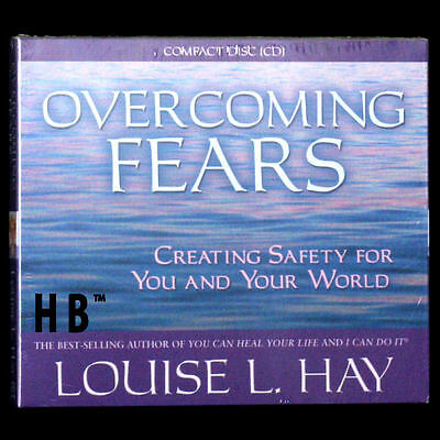 NEW Overcoming FEARS Louise L. Hay CD Meditation