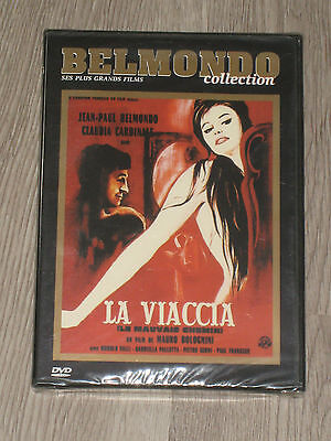 collection  BELMONDO - La  Viacca  - DVD N° 56 -  neuf sous blister