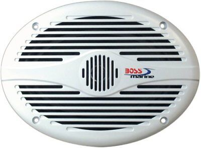 "Boss Audio 15556W MR690 350-watt 2 way Marine 6"" x 9"" Coaxial Speaker"