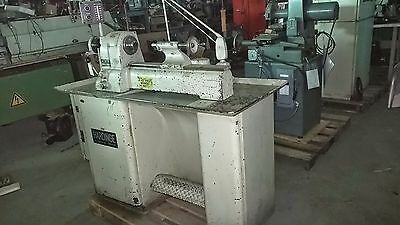 Hardinge DSM59 Lathe with Tail Stock - Aerospace Machine