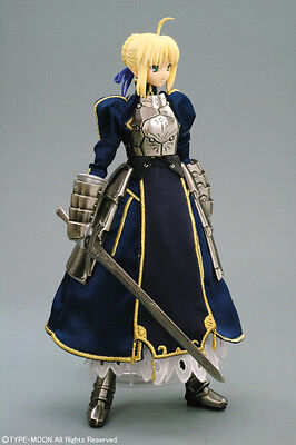 RARE!!! Saber Fate Stay Night Alter Zero Action Figure Doll