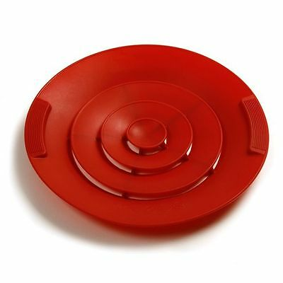 Norpro Silicone Non-Boil Over Lid Microwave Cover - 401
