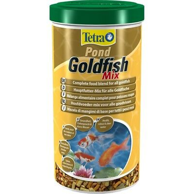 2x Tetra Pond Goldfish Mix 1000ml / 140g - Posted Today if Paid Before 1pm