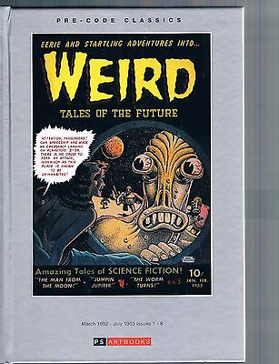 Weird Tales of the Future Golden Age Key Pre-Code Classics HC PS ArtBooks 2015