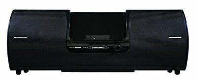 SiriusXM AVXXSXSD2b SXSD2 Portable Speaker Dock Audio System (Black)