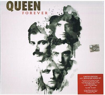 Queen: Forever - Vinyl , Record Store Day 2015 Box 5 LP