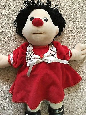 """Big Comfy Couch Molly plush Doll 17"""" 1995 Commonwealth toy"""