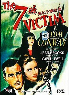 "NEW DVD "" The Seventh Victim "" Kim Hunter, Tom Conway"