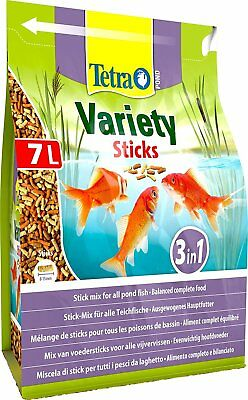 Tetra Pond Variety Fish Sticks 7L / 1020g - Posted Today if Paid Before 2pm