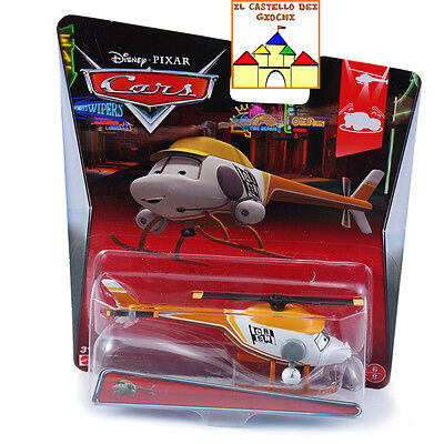CARS Personaggio RON HOVER in Metallo scala 1:55 by Mattel Disney Pixar CMX88