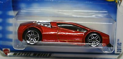 Hot Wheels Zotic 1:64 Scale Diecast Car