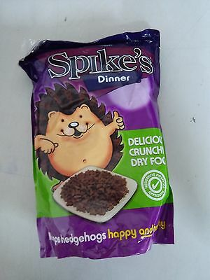 Spikes Dinner Dry hedgehog food 650g - Posted Today if Paid Before 1pm