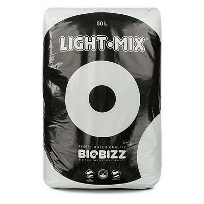 Substrat organique pour la Culture en Terre BioBizz Light-Mix® (50L)