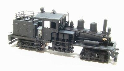 Nn3 Scale Class B, 30-40 Ton Shay Locomotive Kit by Showcase Miniatures (5002)